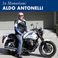 Photo of Aldo Antonelli
