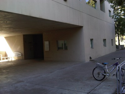 Social Science and Humanities, East Side, Bike Parking